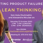 Combating Product Failure with Lean Thinking - Kola Olutimehin & Alexandra Niculae